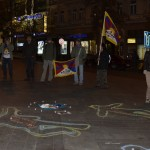 ENOUGH - Stand up For Tibet - in Prague